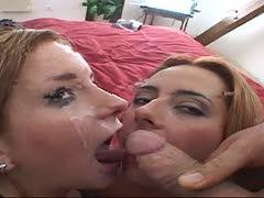 Dreier Blowjob-Video